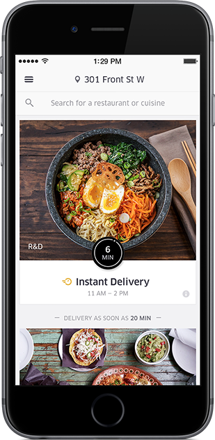 Ubereats Washington D C Food Baby Food Recipes Free Food Delivery