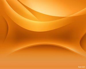 orange powerpoint templates
