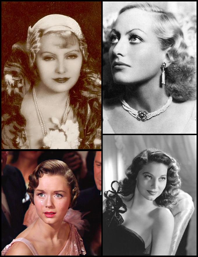 actrices années 30 Coiffure année 30, Cheveux année 20