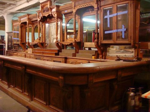 Antique Wood Bars for Sale | ... bar jim s bar chicago bar revolution