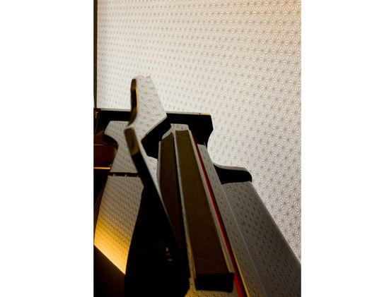 Soli Installation Gallery Hoshi White Porcelain Mosaic Tile