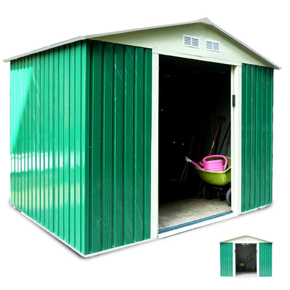 Box Lamiera Giardino Garage In Legno Da Giardino Decor Et Jardin