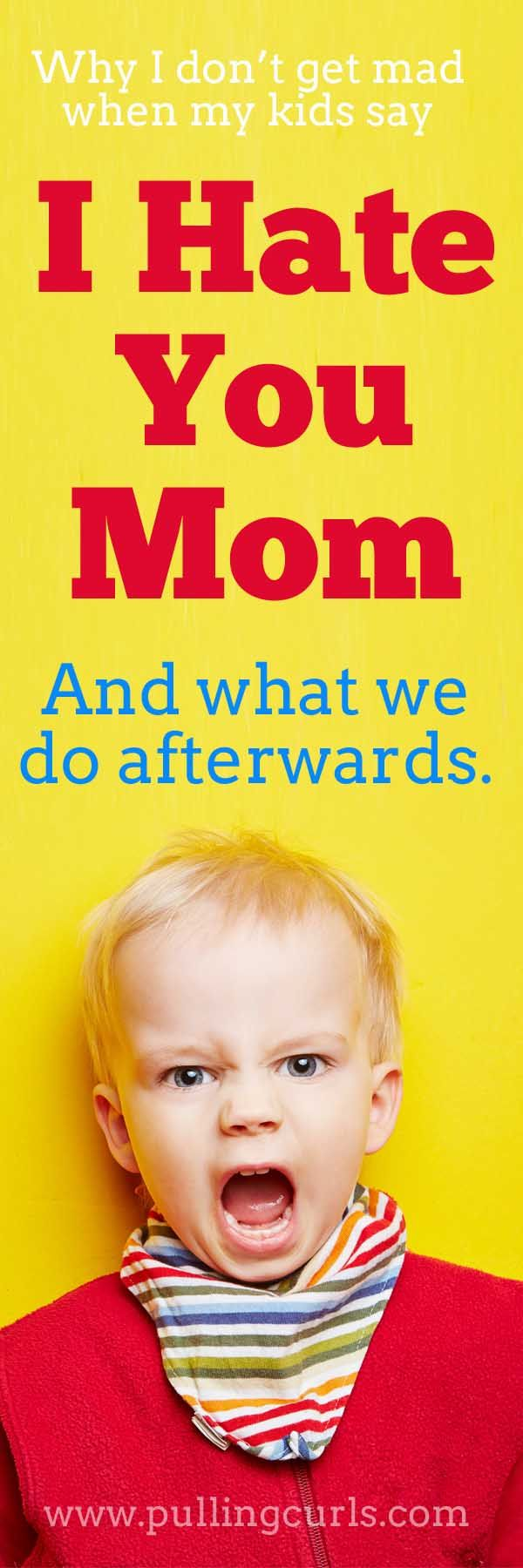 Children say: I need a mom for life