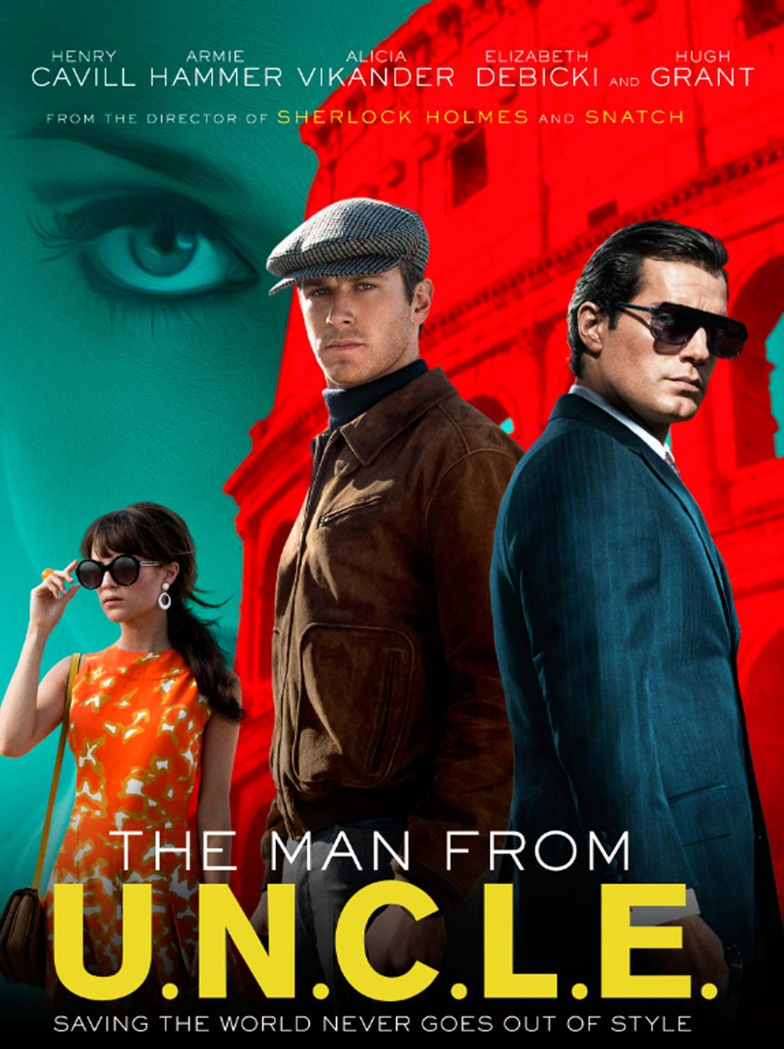 The Man From U.N.C.L.E. Mobile Site Uncle movie, Man