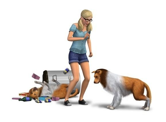 Sims  Cats And Dogs Leash