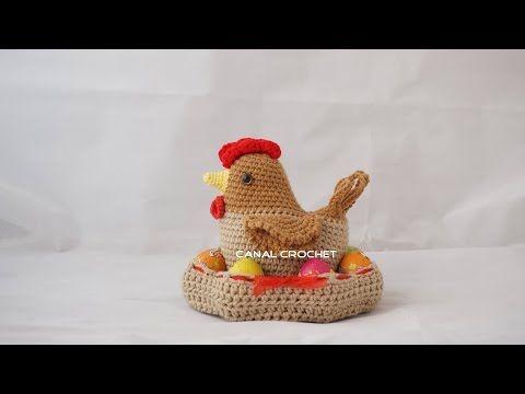 Uovo di pasqua rivestito ad uncinetto - Feste - Pasqua - di Le ... | 360x480
