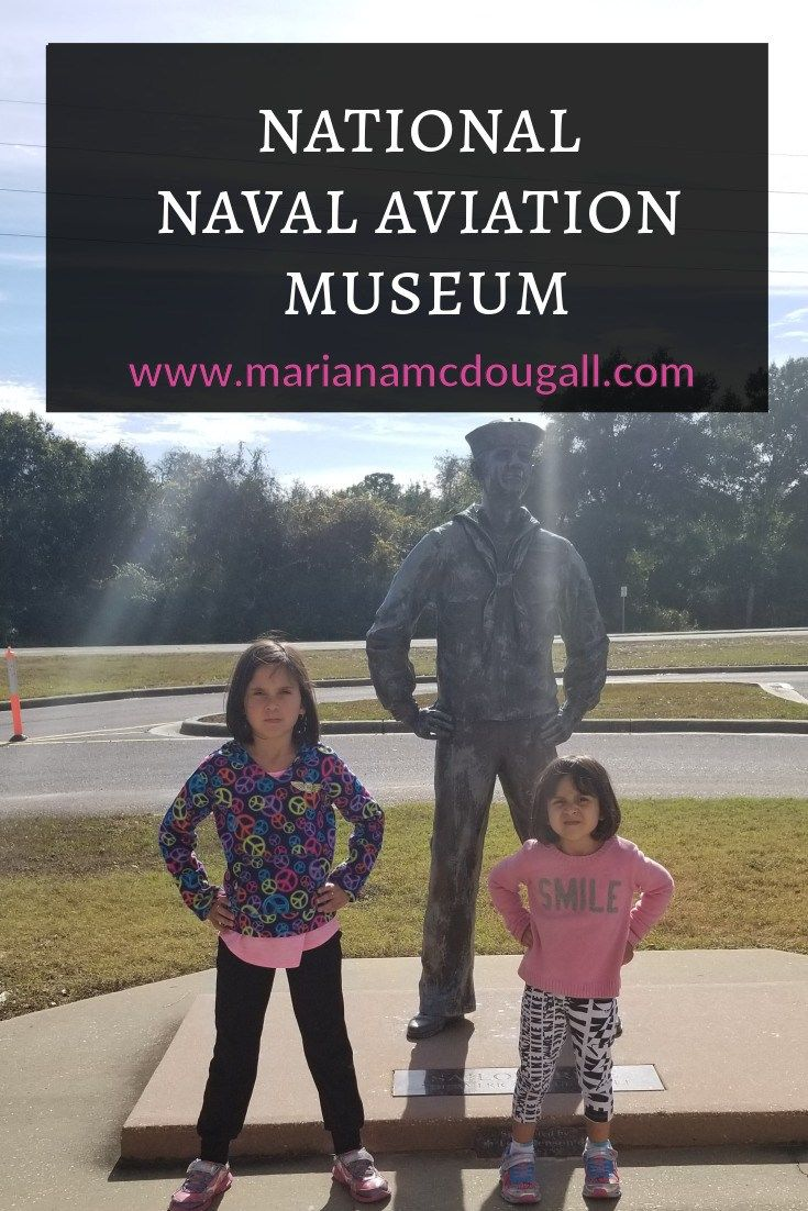 Naval Aviation Museum Family adventure travel, Family
