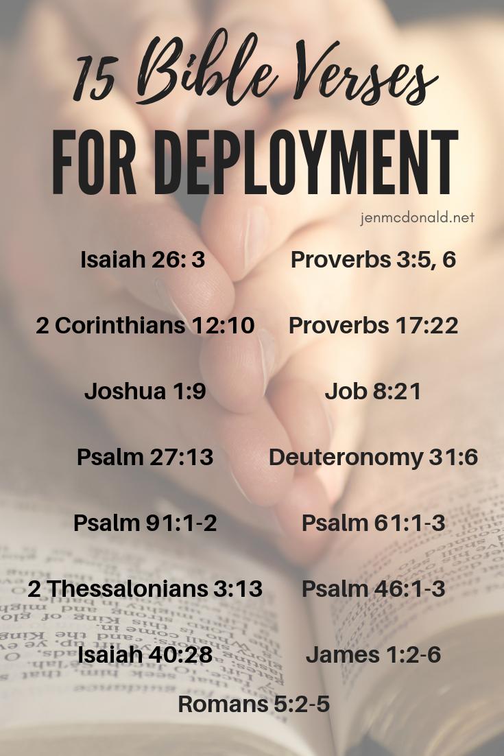 15 Bible Verses for Military Spouses Facing Deployment or Separation — Jen McDonald