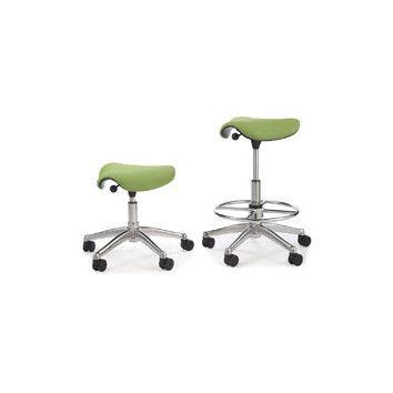 Humanscale Pony Saddle Seat Ergonomic Seating Ergonomics Furniture Blue Dining Room Chairs