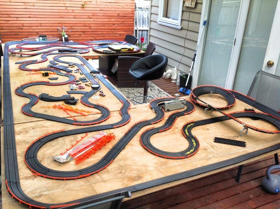 ho slot track slot cars pinterest slot cars and. Black Bedroom Furniture Sets. Home Design Ideas
