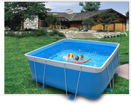 High Quality Why Build A Swimming Pool When You Can Buy One? Www.arquigrafico.net