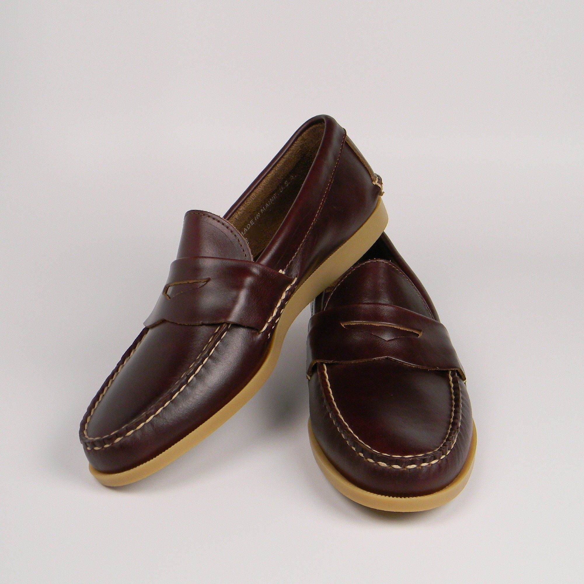 7bdba1997e6 Rancourt Pinch Penny Loafers - Color 8 Chromexcel