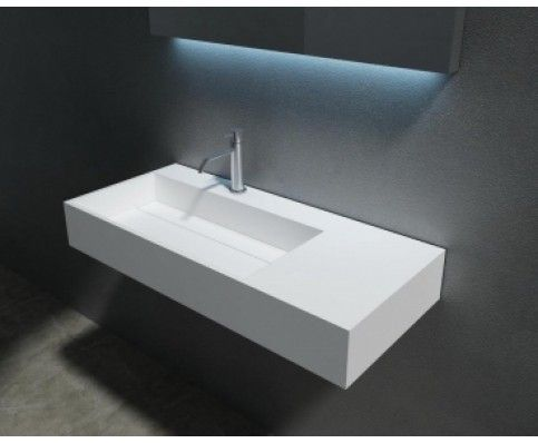 Solid surface wastafel cm kamar mandi solid