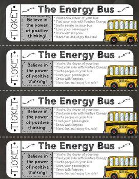 The Energy Bus for Kids | School | Energy bus, School bus