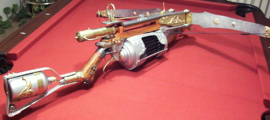 Van-Helsing Automatic Crossbow Replica