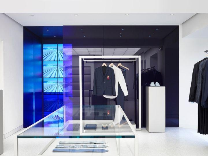 Kenzo Store Milan Italy Retail Design Blog