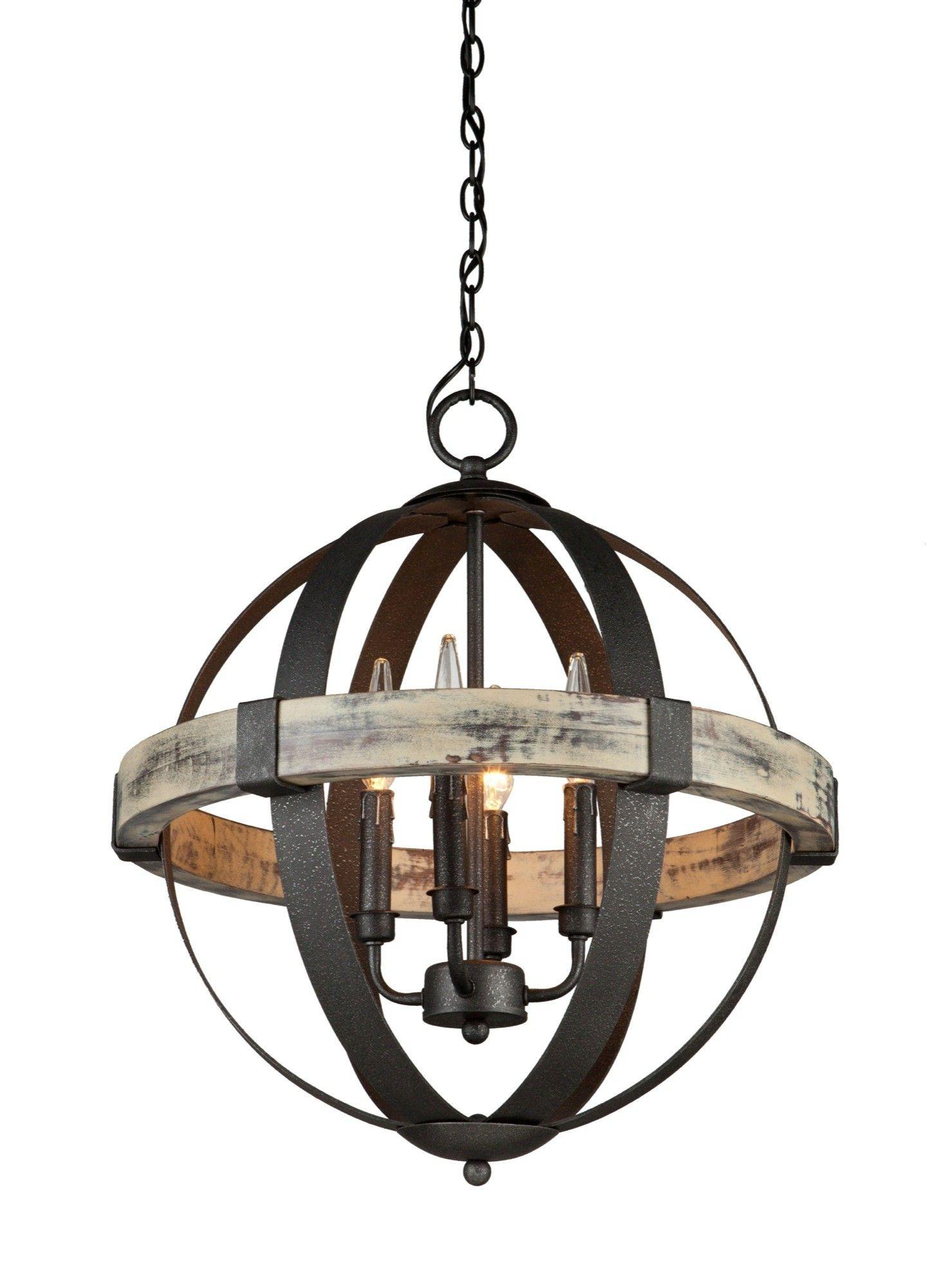 Crest Lighting Wood Chandelier Artcraft Lighting Home Lighting