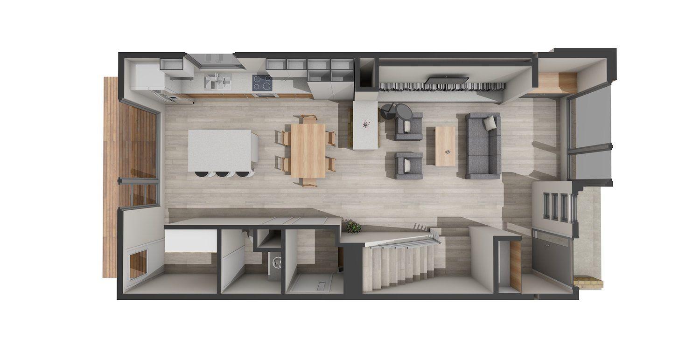 PLAN 2 100 URBAN — bldg.studio.inc. Home design