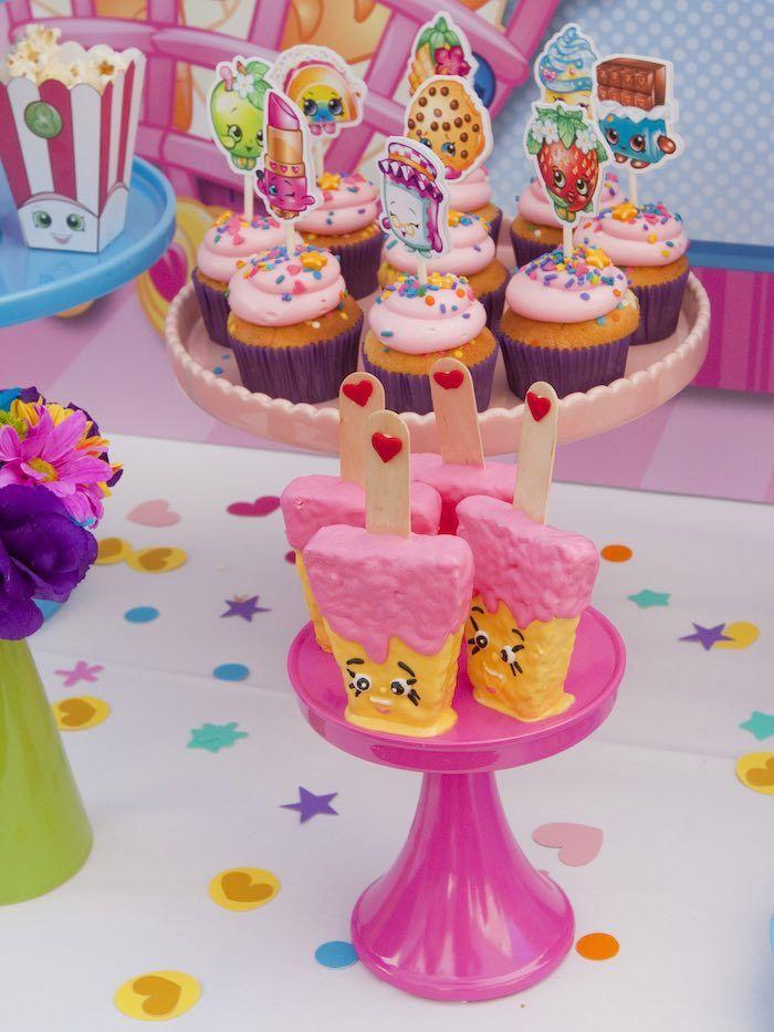 Shopkins Birthday Party Shopkins Birthdays and Shopkins party ideas