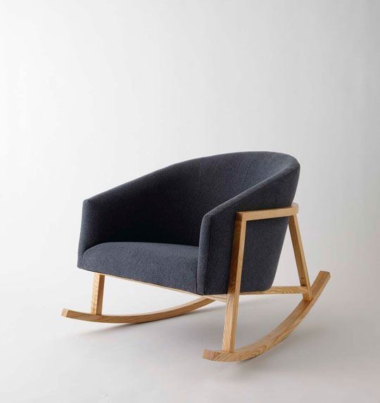Win This Ryder Rocking Chair From West Elm! U2014 Holiday Giveaway 2011