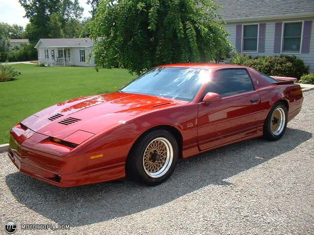1987 Firebird Formula Wheels