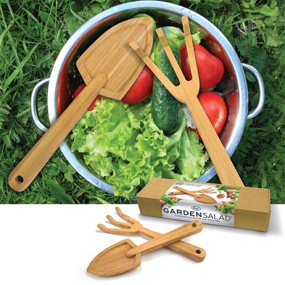 Garden Salad Utensils | Entertaining | Pinterest | Utensils, Peter ...