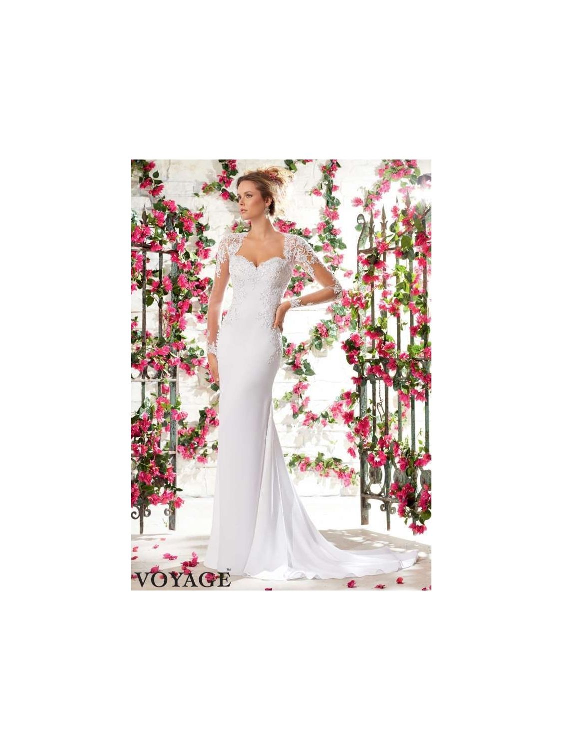 Voyage by mori lee wedding dress style house of brides