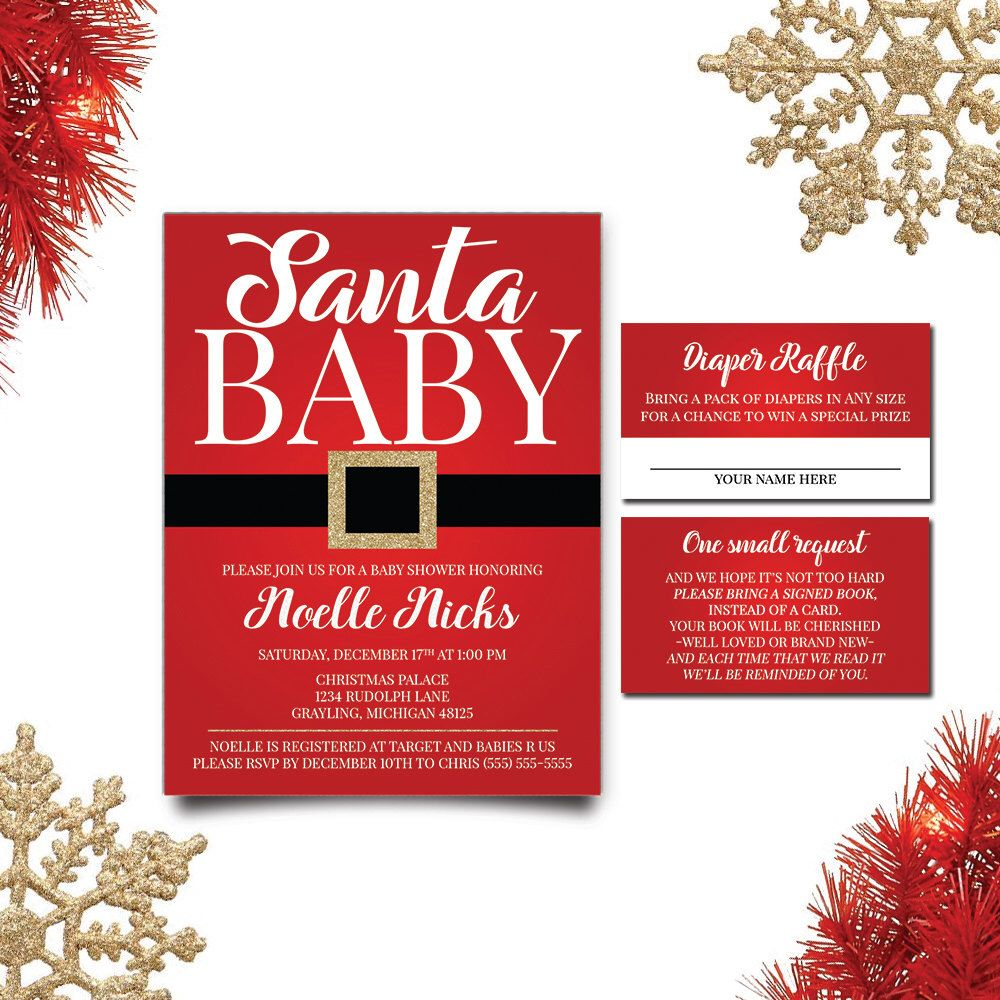 Pin By Little Ham Collection On Baby Shower Invitations