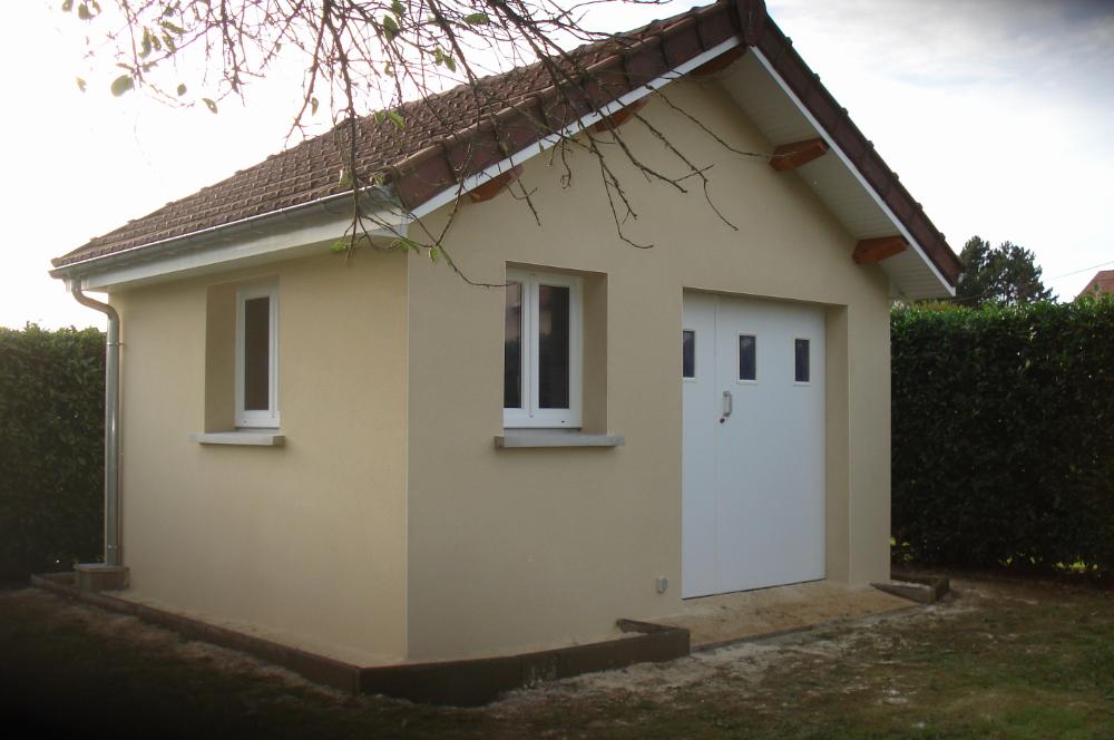 Prix Construction Garage Au M2 Parpaing 20m2 Design De Maison