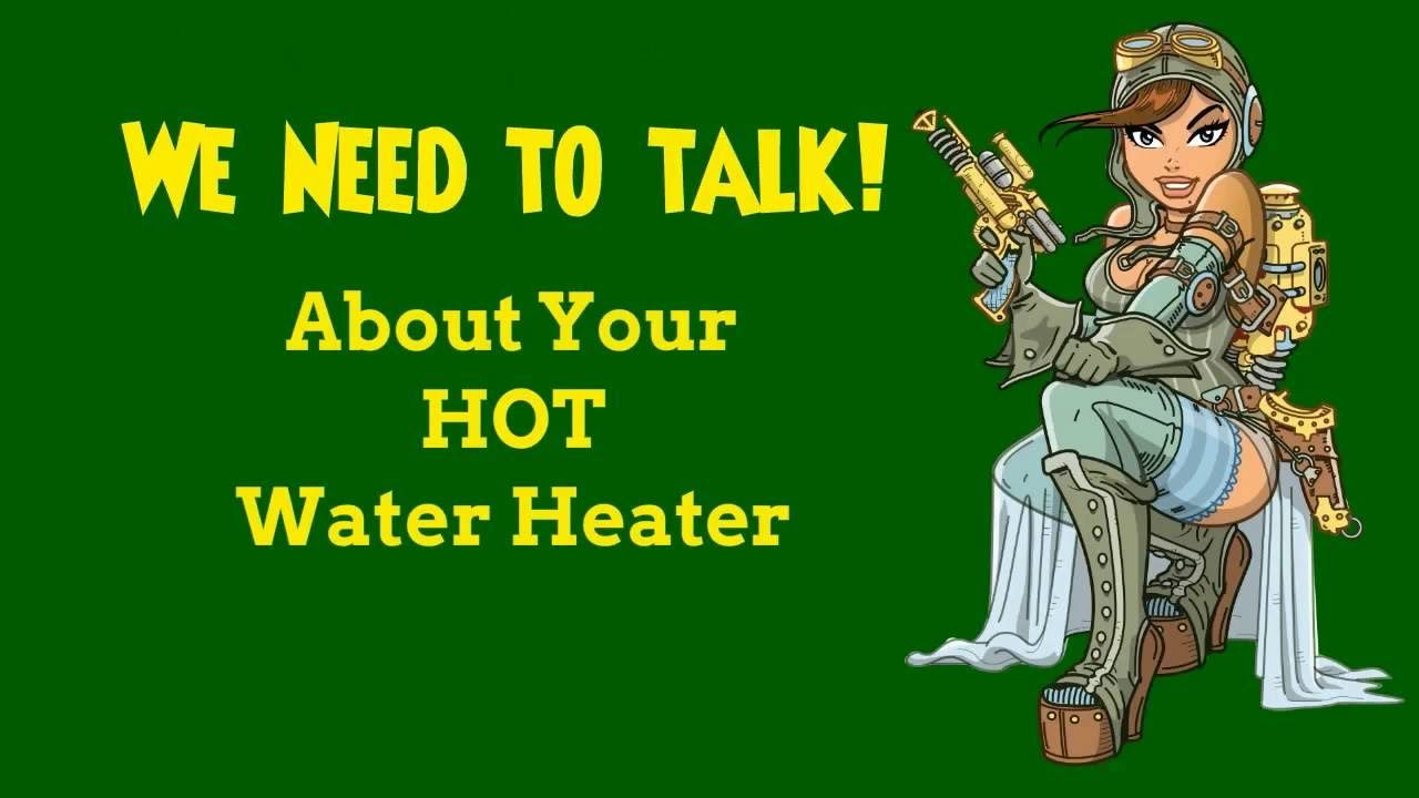Mold And Hot Water Heaters