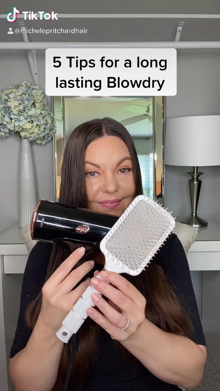 5 tips for making your Blowdry last longer