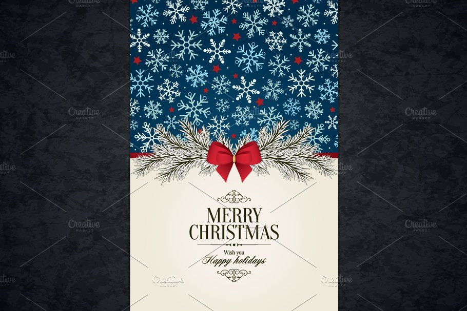 Christmas & New Year greeting cards in 2020 New year