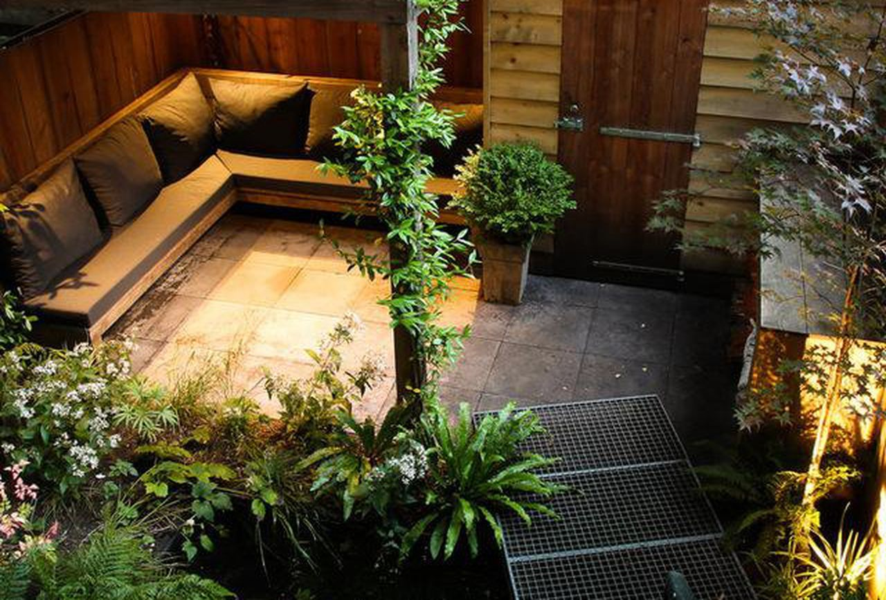 10 Houzz Garden Ideas, Most of the Awesome as well as ... on Backyard Nook Ideas id=29991