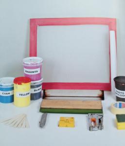 Screen Printing Essentials   Screen Printing: DIY Custom T