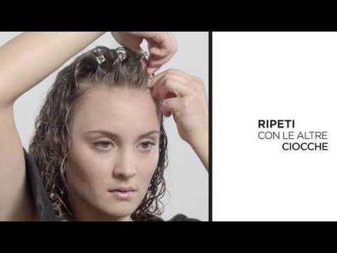 (1) La tecnica del clipping per i capelli mossi, corti e ...