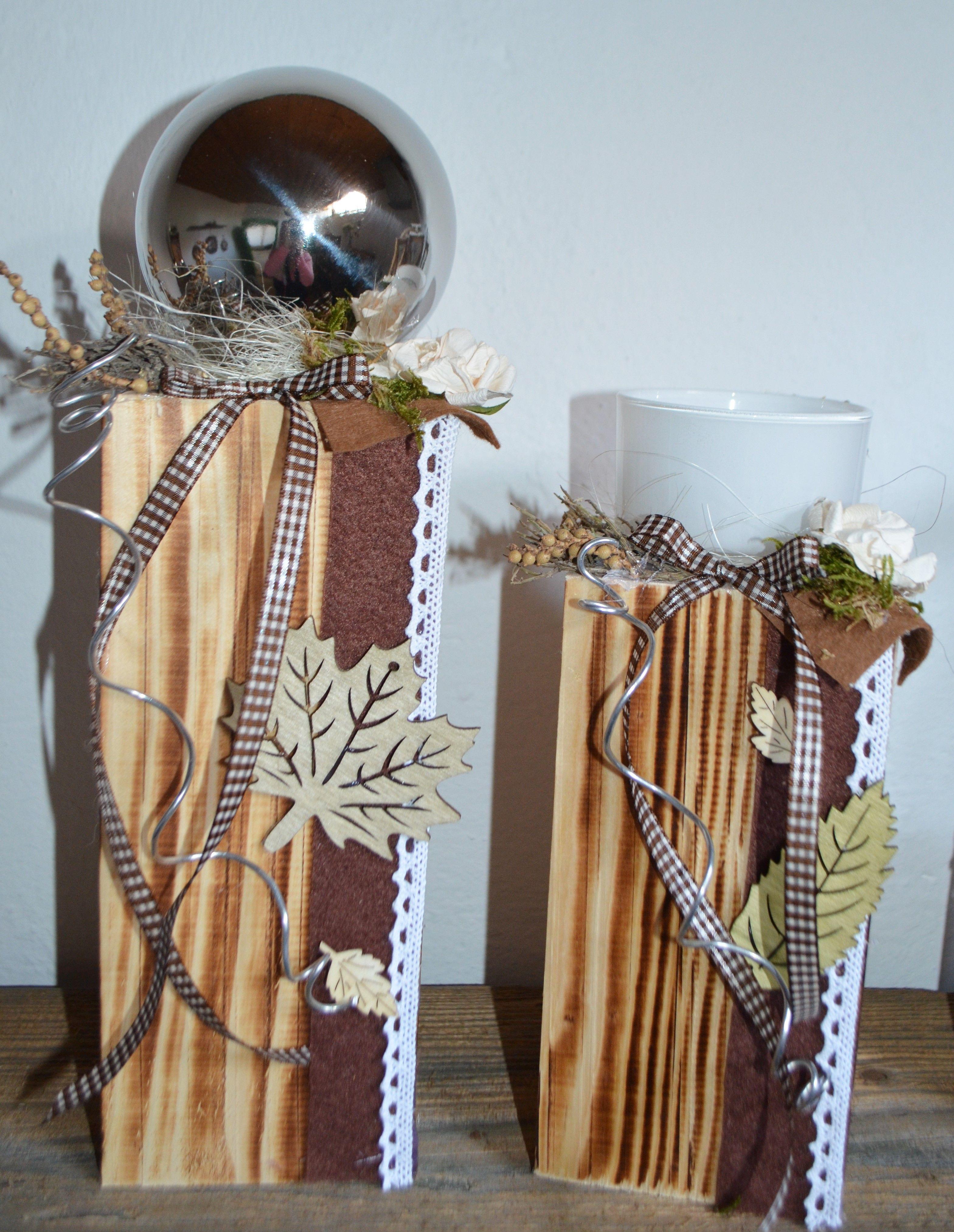 herbst deko altholt holz natur holzf chse herbst pinterest. Black Bedroom Furniture Sets. Home Design Ideas