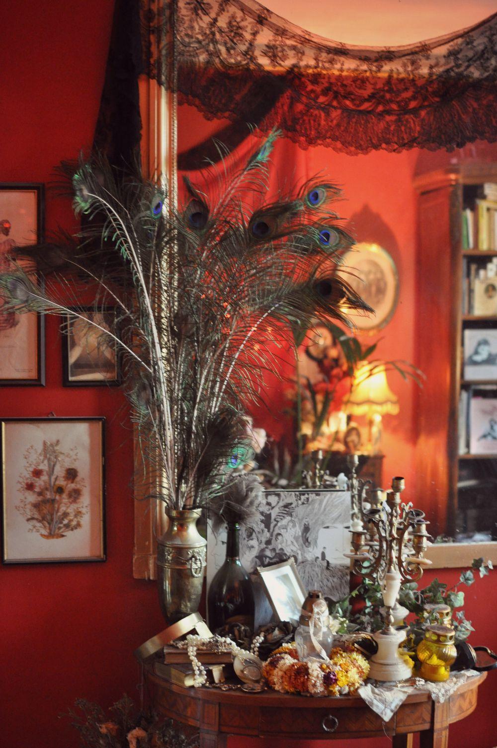 Chez Pandora || Rocaille