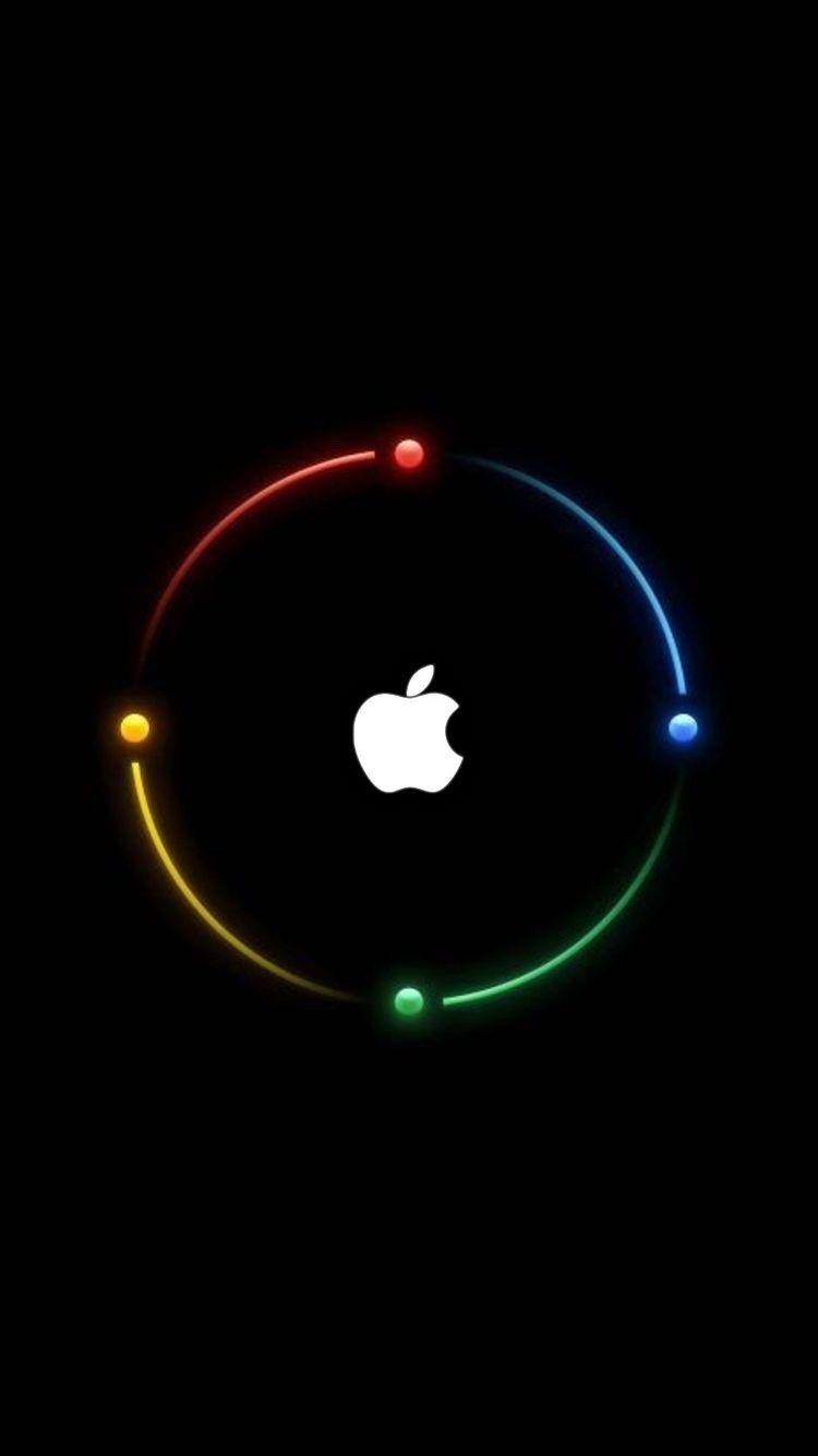 • i Phone 로고 android * 아이폰배경화면/잠금화면 모음 공유!