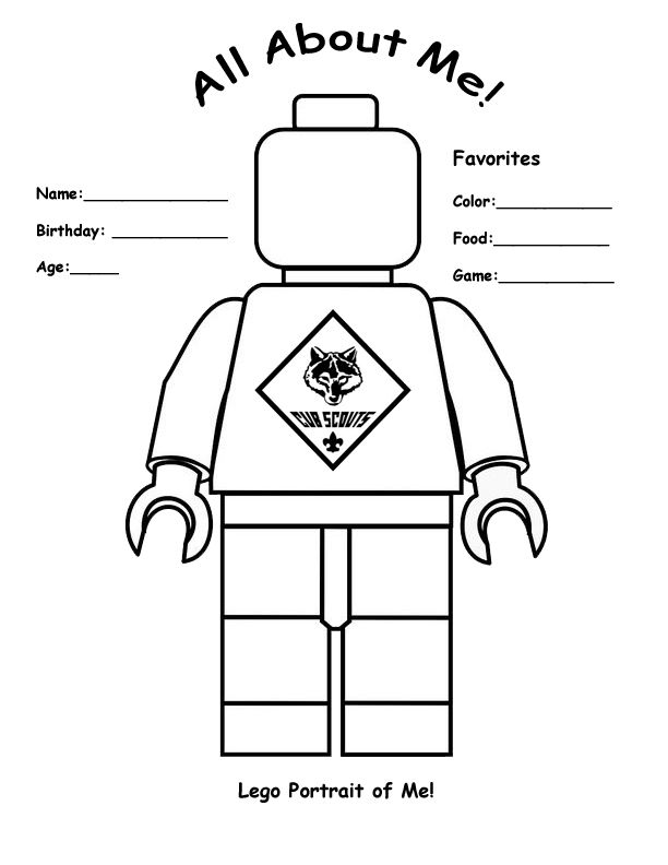It is a picture of Dynamite Cub Scout Printables