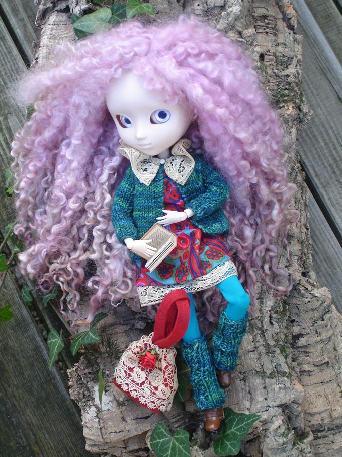Pullip outfit (5 pieces) by AtelierMarieLouise (Etsy)