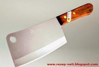 Jenis Pisau Dapur Dan Kegunaannya Type Of Kitchen Knife And Usefulness Resep Masakan Kusneti