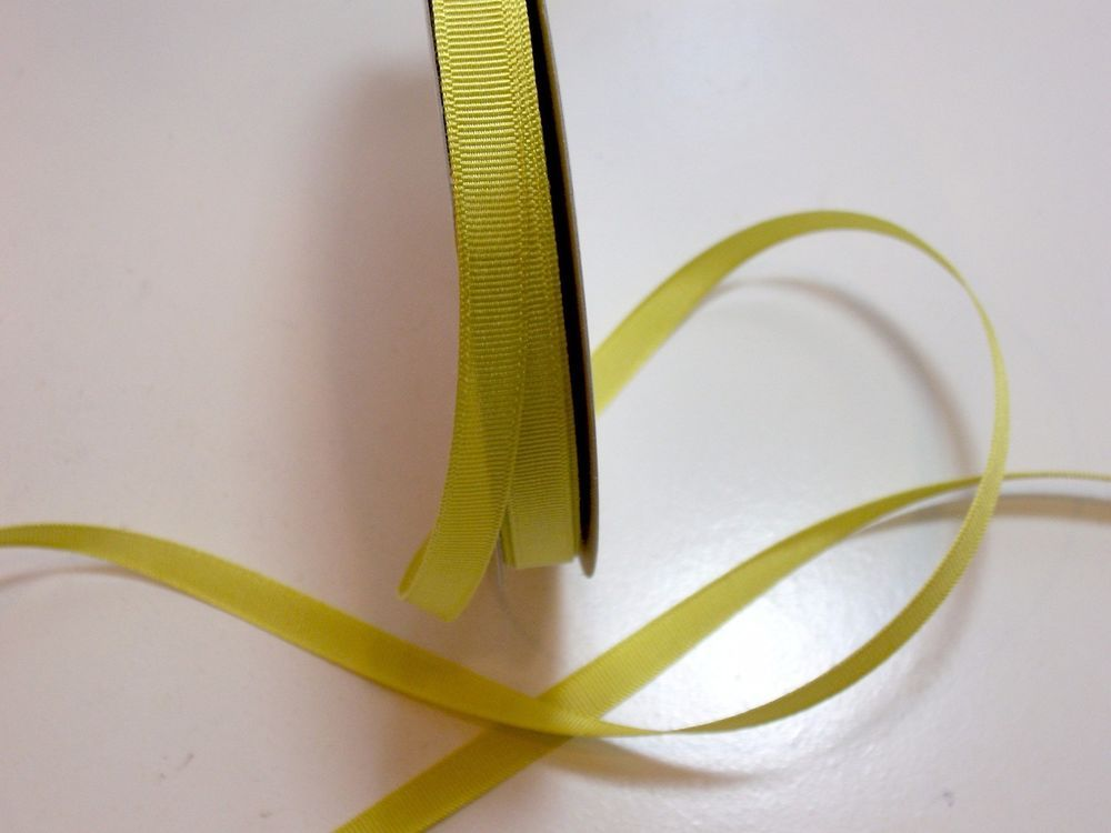 Gold Ribbon Schiff Gold Grosgrain Ribbon 3//8 inch wide x 10 yards