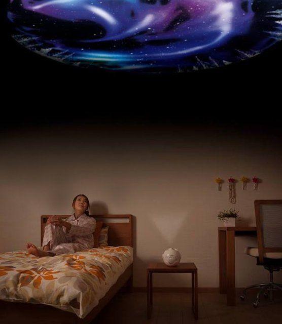 Superbe Homestar Aurora Alaska Night Sky Home Planetarium