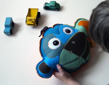 Dutch designed baby toys  http://www.olmoost.com/
