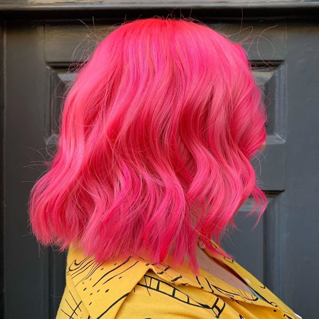 Manic Panic on Instagram: We dye for Daisys and Pinks who slays us again with th…
