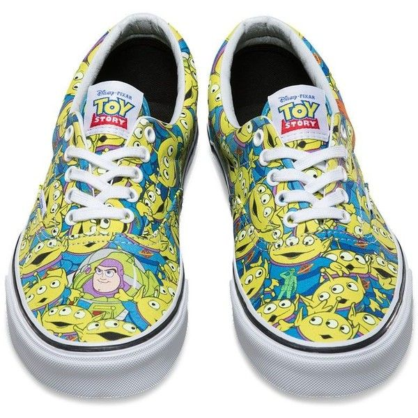 108e239ee8bf22 Vans Toy Story Era ( 65) ❤ liked on Polyvore featuring men s fashion