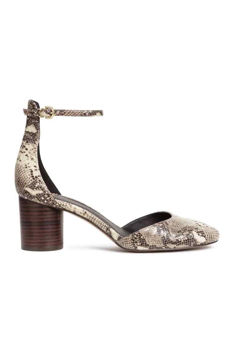 Pantofi cu baretă la gleznă | H&M