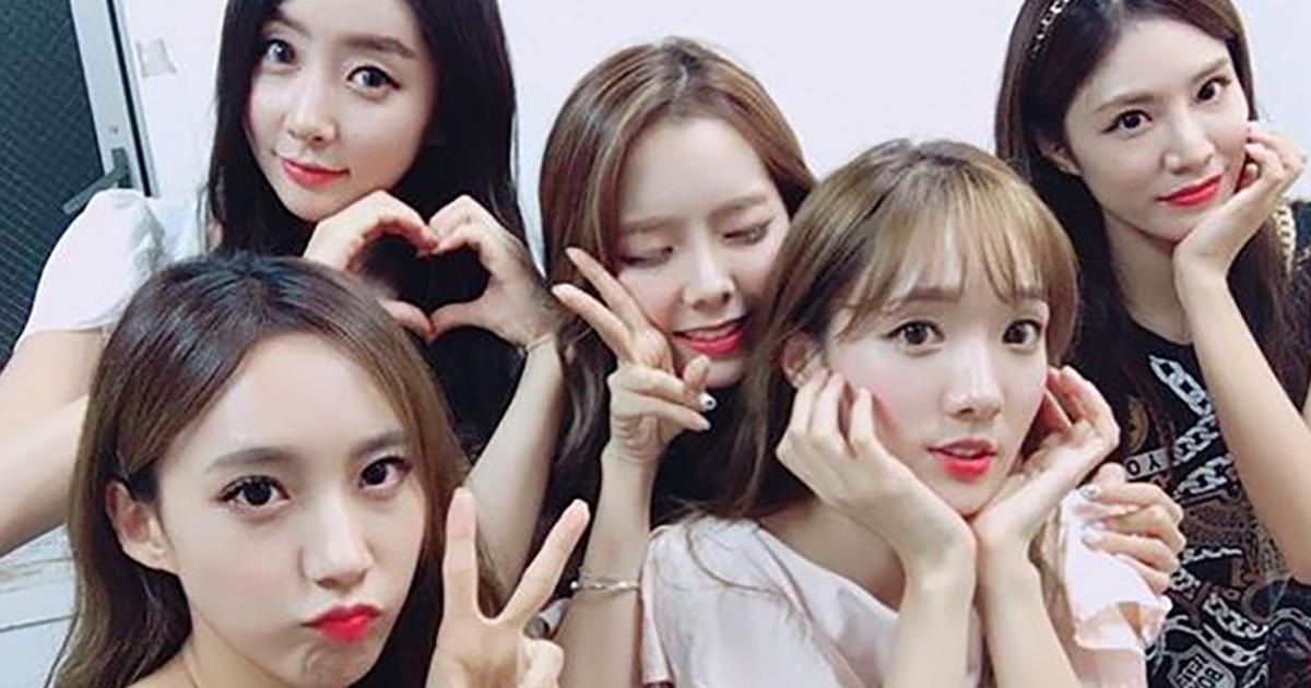 Stellar S Minhee Gives First Update Since Group S Disbandment Stellar Fans Cafe Kpop