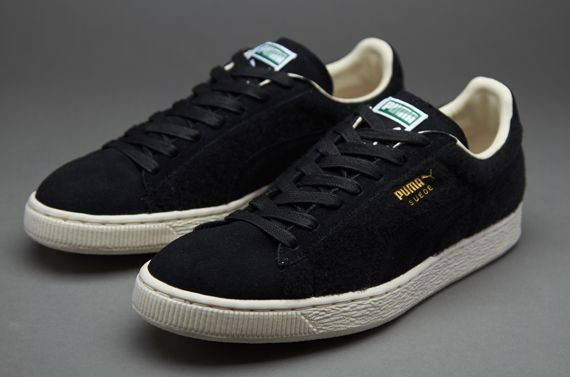 ba5ddbfea8bb Puma Suede City Menswear - Mens Select Footwear - Black-White Swan ...