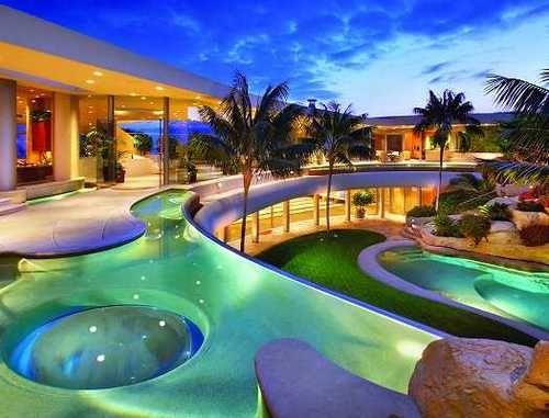 newport beach mansion...